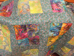 How to make a lap quilt