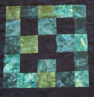 Mine Craft Quilt Creeper