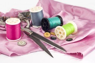 Supplies for Quilting - Image - Surachi - freedigitalphotos.net